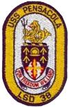 MARDET (Afloat)/MarDet USS Pensacola, LSD-38